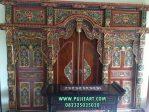 Pintu Gebyok Jawa