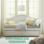 Day Bed Sorong Putih