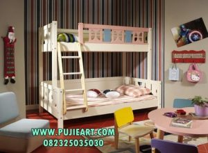 Model Tempat Tidur Tingkat Minimalis