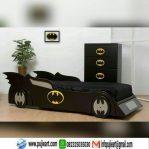 Ranjang Anak Karakter Mobil Batman