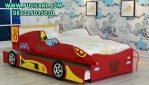 Ranjang Mobil Anak Kombinasi Sorong