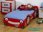 Ranjang Mobil-Mobilan Anak