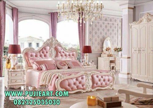 Set Kamar Mewah Pink