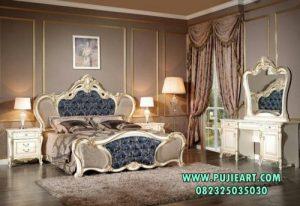 Set Tempat Tidur Klasik
