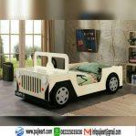 Tempat Tidur Anak Cowok Bentuk Mobil