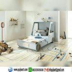 Tempat Tidur Anak Karakter Mobil Terbaru
