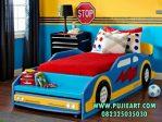 Tempat Tidur Anak Mobil
