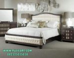 Tempat Tidur Mewah Alexandra White Antique