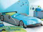 Tempat Tidur Mobil-Mobilan