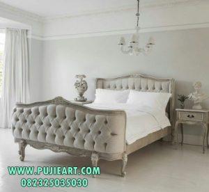 Tempat Tidur Modern French style
