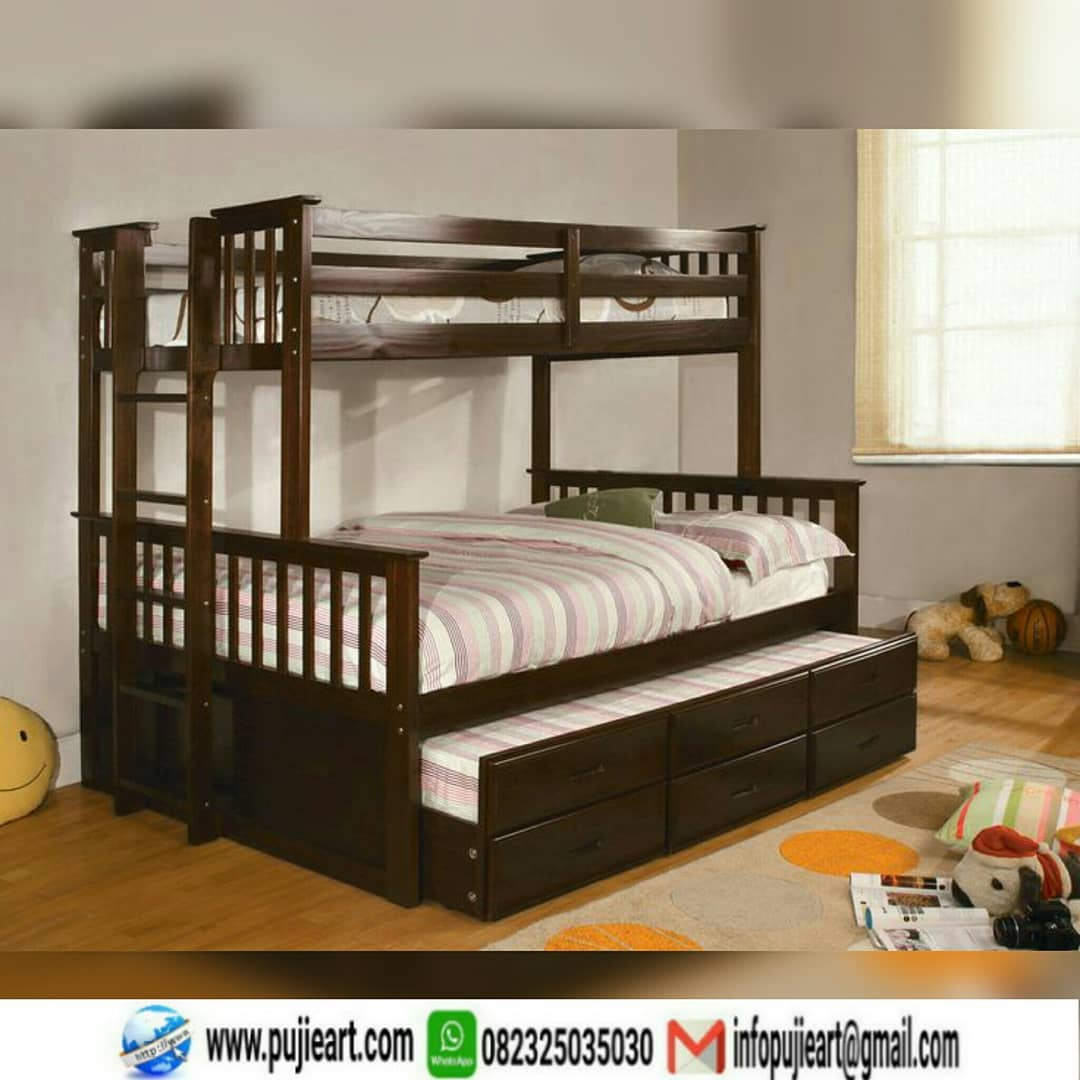 Tempat Tidur Tingkat Anak Laki Laki Minimalis