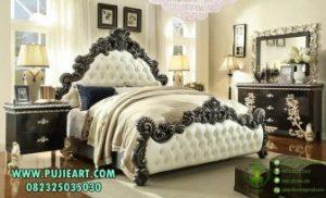 Tempat Tidur Ukiran Full
