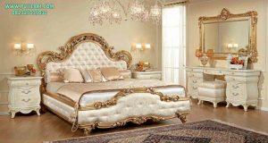Desain Tempat Tidur Elegan Klasik