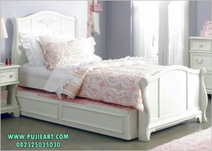 Desain Tempat Tidur Sorong Remaja