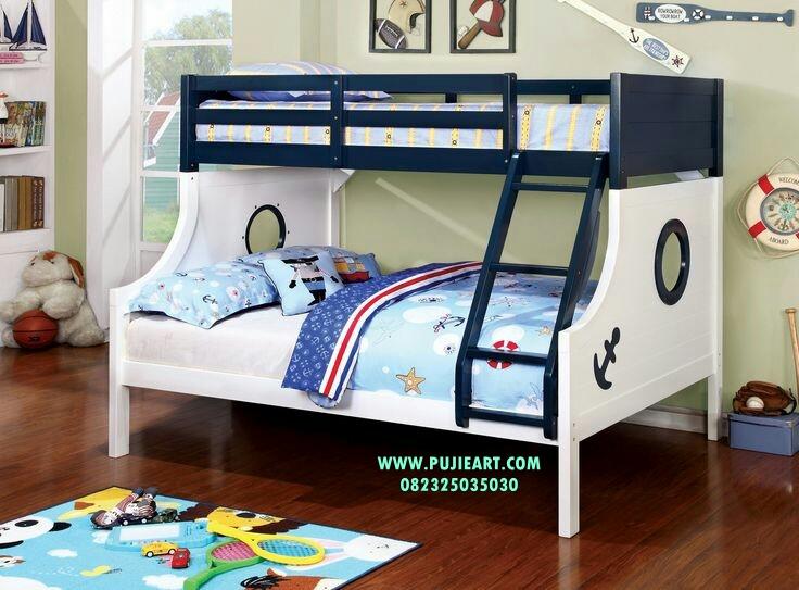 Gambar Tempat Tidur Tingkat Anak