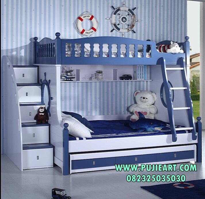 Model Tempat Tidur Tingkat Anak