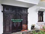 Pintu Rumah Gebyok