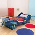 Tempat Tidur Anak Model Pesawat