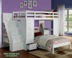 Tempat Tidur Anak Tingkat Berlaci