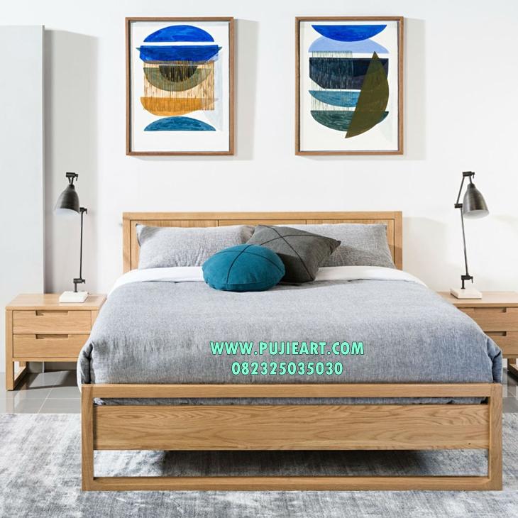 Ranjang Tidur Minimalis