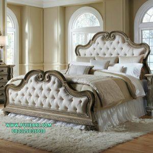 Tempat Tidur Pengantin Klasik