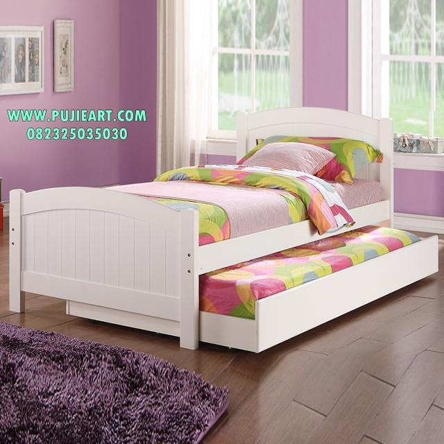 Tempat Tidur Sorong Duco
