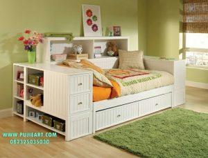 Tempat Tidur Sorong Murah Minimalis