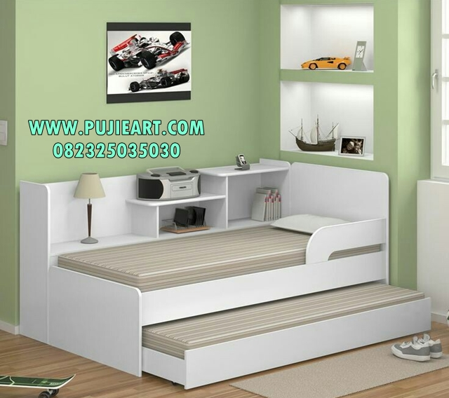 Tempat Tidur Sorong Olympic