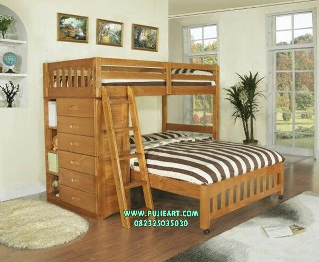 Jual Tempat Tidur Anak Tingkat Murah