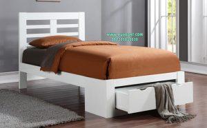 Model Tempat Tidur Berlaci