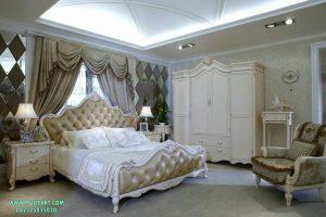 Set Tempat Tidur Klasik Duco