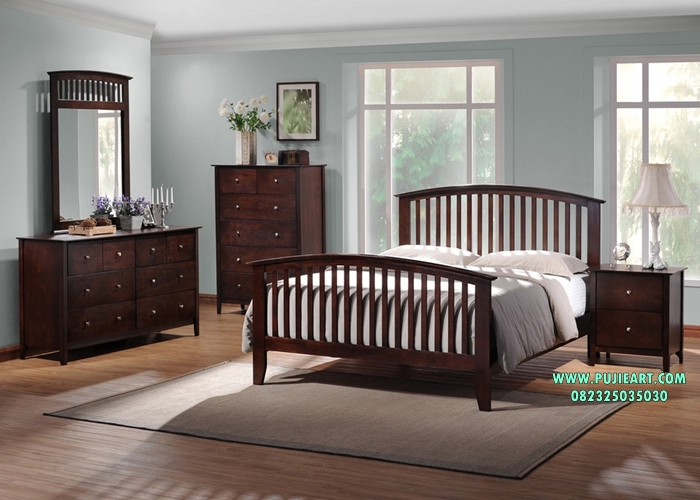 Set Tempat Tidur Minimalis Remaja