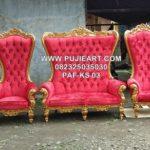 Kursi Princess Syahrini Murah Minimalis
