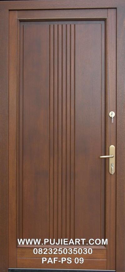 Kusen Pintu Jati Minimalis