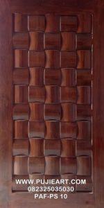 Pintu Kamar Ukir Minimalis Modern