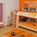 Tempat Tidur Anak Minimalis Modern Terbaru