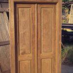 Desain Pintu Kayu Jati Antik