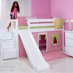 Tempat Tidur Anak Susun Perosotan
