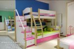 Tempat Tidur Anak Susun Berlaci