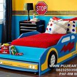 Tempat Tidur Karakter Anak