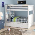 Tempat Tidur Anak Tingkat 2 Minimalis