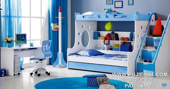 Set Ranjang Anak Tingkat PAF-SKM 10