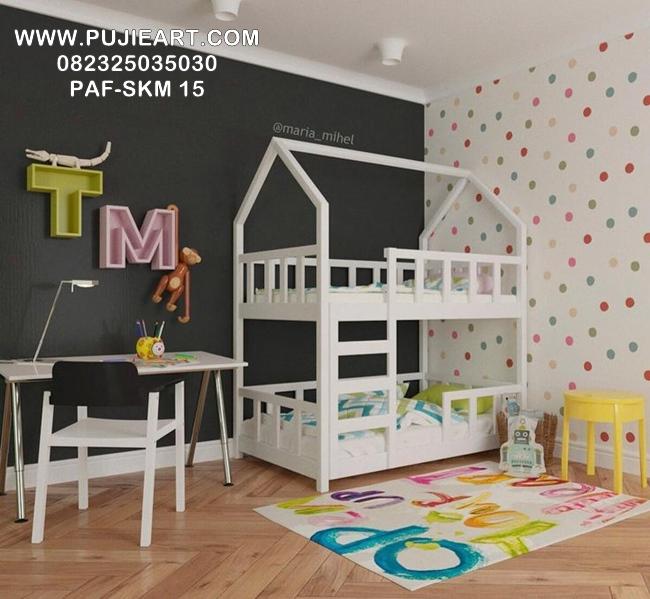 Set Ranjang Anak Tingkat PAF-SKM 15
