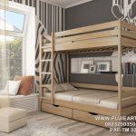 Tempat Tidur Anak Dewasa