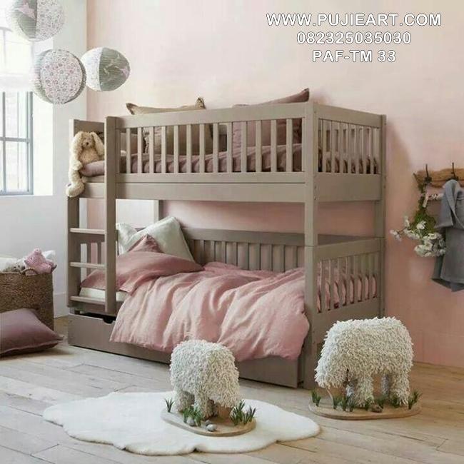 Tempat Tidur Anak Dewasa PAF-TM 33