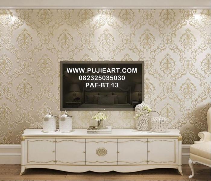 Meja Tv Minimalis Warna Putih PAF-BT 13