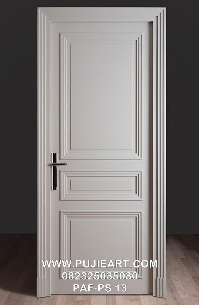 Pintu Kamar Tidur Warna Putih PAF-PS 113