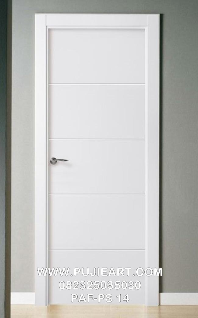 Pintu Kamar Tidur Warna Putih PAF-PS 14