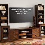 Bufet Tv Jati Minimalis