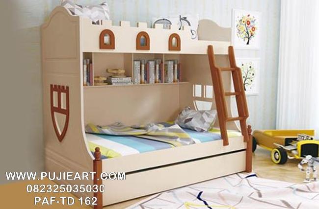 Jual Tempat Tidur Tingkat Anak Murah PAF-TD 162